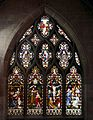 Stained glass window, St Michael's Church, Chester.jpg