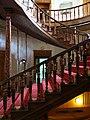 Staircase in Qajar-Era Mansion - Now Glass & Ceramics Museum - Tehran - Iran (7383334286).jpg
