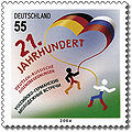Stamp Germany 2004 MiNr2408 Deutsch-russische Jugendbegegnungen.jpg