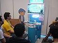 Stand Jeux Vidéos - Mang'Azur 2014 - P1830227.jpg