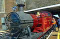 Steam locomotive at Harrow-on-the-Hill (8856400301).jpg