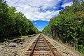 Steamtown Railroad Tracks (29563453231).jpg