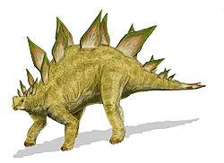 Stégosaure