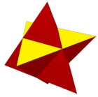 Stellated octahedron stellation plane.png