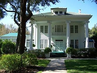 Stetson University - President's House.