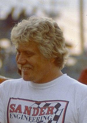 Steve Kinser - Kinser in the 1980s