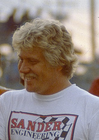 Steve Kinser - Kinser in the 1980s
