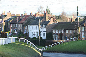 Stillington, North Yorkshire - Image: Stillington, North Yorkshire