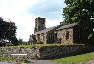 Stillington, North Yorkshire - St Nicholas' Church