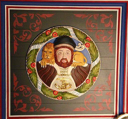 Stirling Heads - Henry VIII