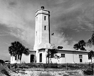 St. Johns Light lighthouse in Florida, United States