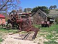 Stoke Stable Museum 1, Convict Built 1849 Carcoar Historic Town, NSW, 22.09.2006.jpg