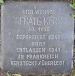 Stolperstein Böchingen Kern Renate.jpeg