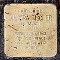 Stolperstein Heilbronner Str 8 (Schön) Dianora Fischer.jpg