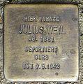 Stolperstein Offenburg Julius Weil.jpg