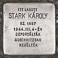 Stolperstein für Karoly Stark (Pecs).jpg