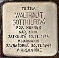 Stolperstein für Waltraut Gotthilfova.jpg