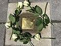 Stolperstein stockholm hans eduard szybilski apelbergsgatan 36.jpg