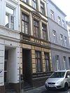 Stolpersteinlage Cologne Mathildenstrasse 23