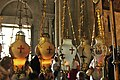 Stone of the Anointing, in the Church of the Holy Sepulchre, Jerusalem 03.jpg