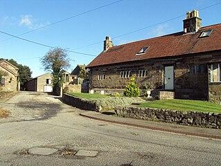 Storeton human settlement in United Kingdom