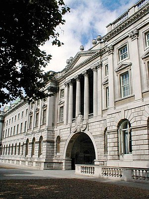 Universities in the United Kingdom - King's College London, one of the founding colleges of University of London.