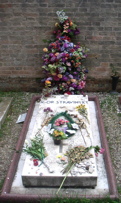 Stravinskygrave