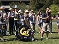 Straw Hat Band at Memorial Glade during Cal Day 2009 4.JPG