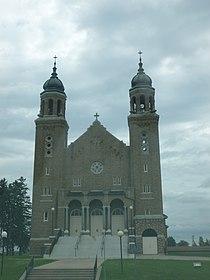 Sts. Peter and Paul Catholic Church, Gilman, MN.JPG
