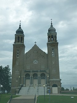 Sts. Peter and Paul Catholic Church, Gilman, MN.JPG