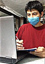 Student during Coronavirus in Mexico (cropped).jpg