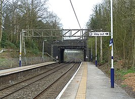 Styal railway station, Cheshire - geograph.org.uk - 2333614.jpg
