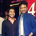 Sumit Gulati and Irfan Khan.jpg