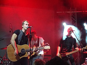 The Sundance Kids - The Sundance Kids at The Capitol in Perth, 2009
