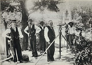 Surveying in Australia