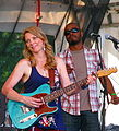 Susan Tesdeschi at the Appel Farm Music Festival, June 2012.jpg