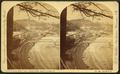 Susquehanna Street and Lehigh River, Mauch Chunk, Pa, by Walker, L. E., 1826-1916.png
