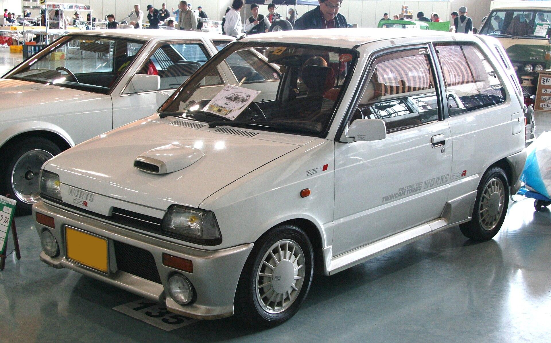 Suzuki alto works rs r cc72 rare cars from japan pinterest suzuki alto kei car and cars