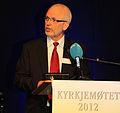 Svein Arne Lindø at Kirkemøtet 2012.jpg