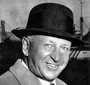 Sven Salén - Salén in 1959