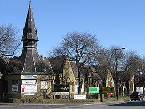 Swinton, South Yorkshire - Image: Swinton Swinton Bridge School