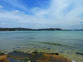 Sydney Harbour, from Dumaresq Road, Rose Bay, New South Wales (2011-01-05) 03.jpg