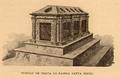 Túmulo de prata da rainha Santa Isabel - História de Portugal, popular e ilustrada.png