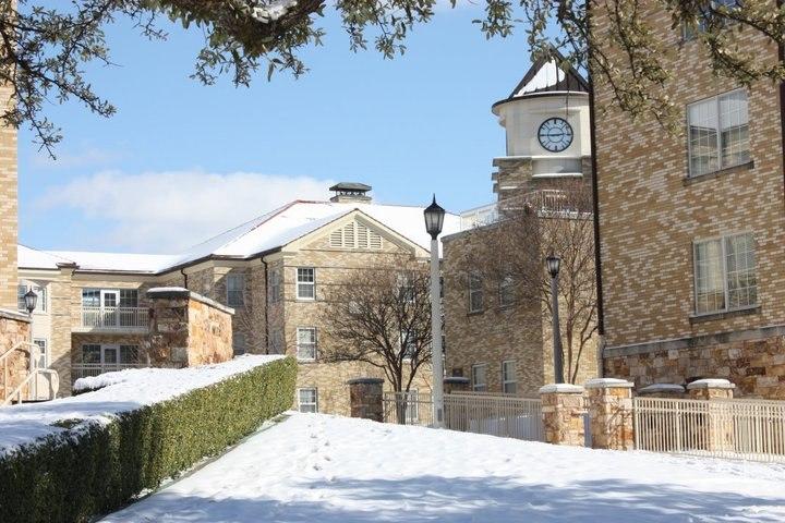 TCU Snow