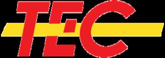 Société Régionale Wallonne du Transport - Image: TEC Wallonne logo