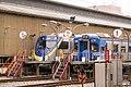 TRA ED874 and EMU600 at Hsinchu Station 20151114.jpg