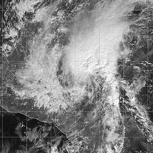 Tropical Storm Gamma - Image: TS Gamma 19 nov 2005