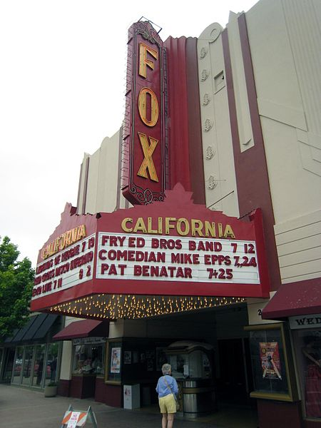 File:T & D (Fox California) Theater, Salinas, CA.jpg