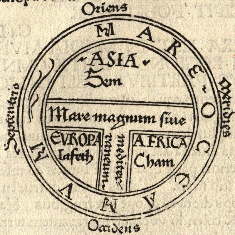 T and O map Guntherus Ziner 1472.jpg