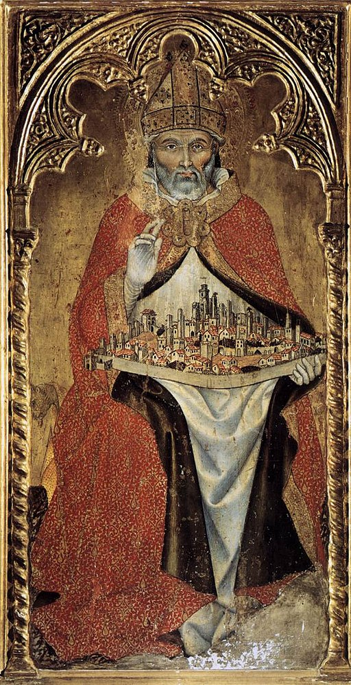 Taddeo di Bartolo, San Gimignano e storie della sua vita